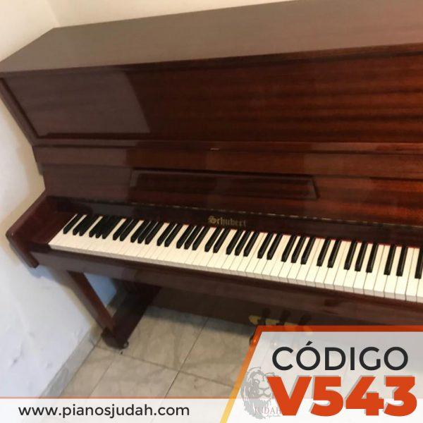 Piano Vertical Schubert
